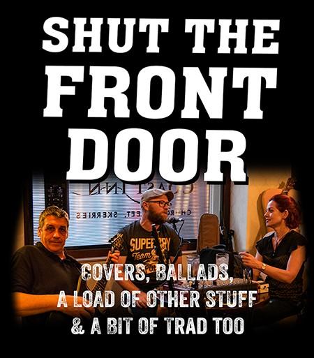 Shut The Front Door at The Coast