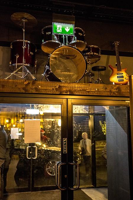 The Chalk Venue, Swords, Co. Dublin.