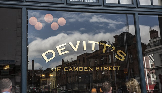 Devitts of Camden St, Dublin