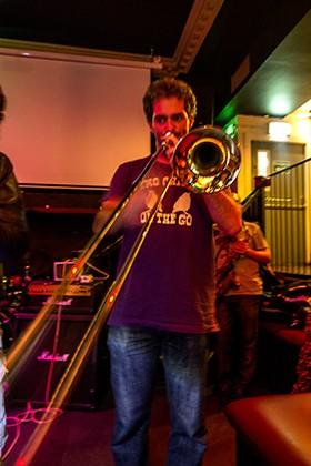 The Grand Social Jazz Jam