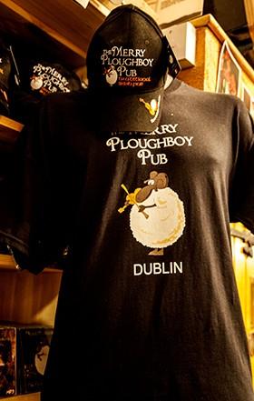 The Merry Ploughboy, Dublin