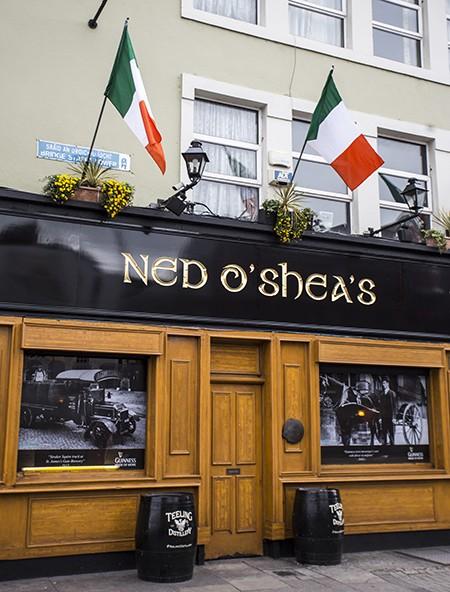 Ned O'Shea's, The Merchant, Dublin