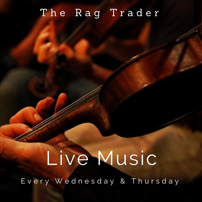 The Rag Trader, Dublin