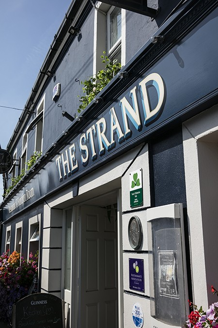 The Strand Bar, Rush, Co. Dublin