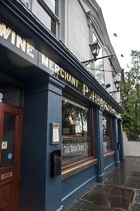 The Brian Boru, Dublin