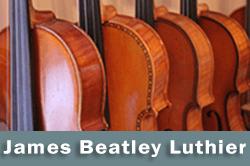 James Beatley, Luthier, Dublin