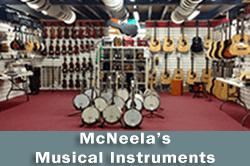 McNeela's Musical Instruments, Baldoyle, Dublin