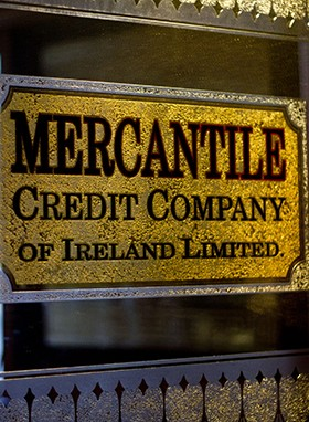 The Mercantile Hotel, Dublin, Ireland