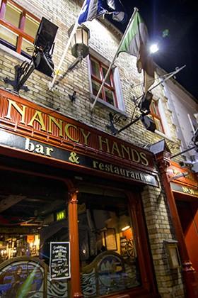 Nancy Hands, Parkgate St, Dublin