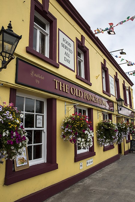The Old Punch Bowl, Blackrock, Co. Dublin