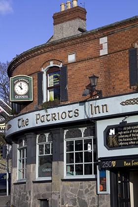 The Patriot's Inn, Kilmainham, Dublin