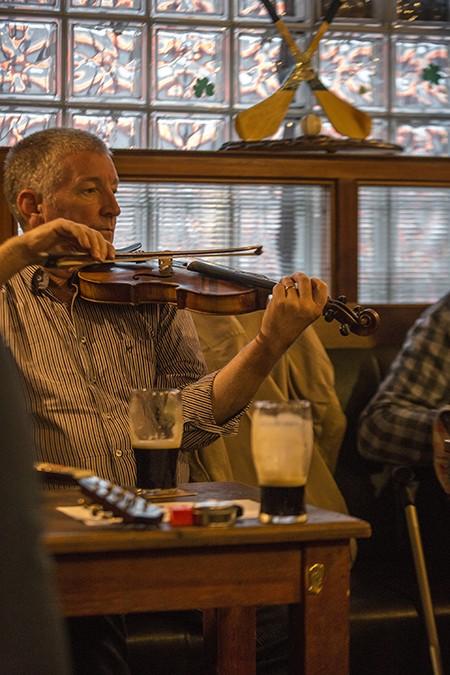 Peadar Browns, Dublin.