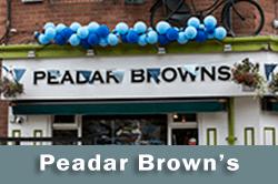 Peadar Brown's, Dublin