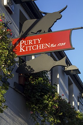 The Purty Kitchen, Booterstown, Co. Dublin