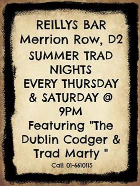 Reilly's, No. 1 Merrion Row, Dublin