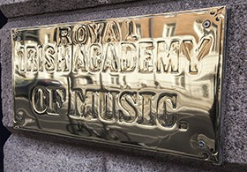 Royal Irish Academy Of Music, Dublin